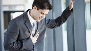 10% de jóvenes susceptibles a infartos