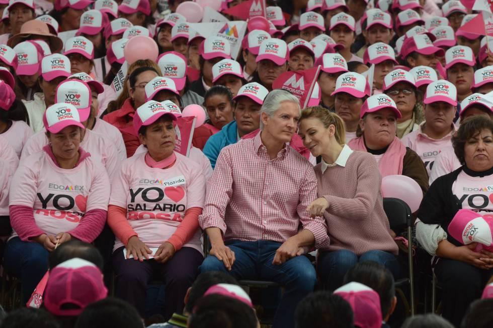 100 mil salarios rosas en el Estado de México