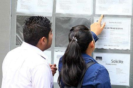 2.5 millones de jóvenes se ven sin opción de emplearse