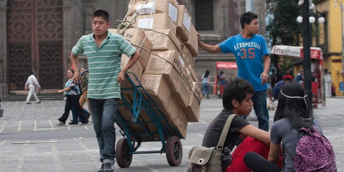 4 de cada 10 jóvenes viven en la pobreza laboral