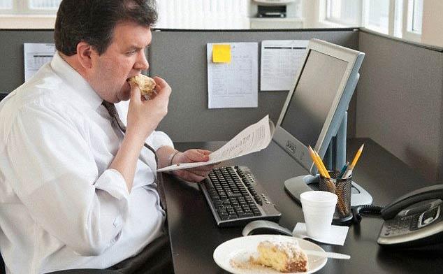 40% de los funcionarios públicos padece sobrepeso e insomnio