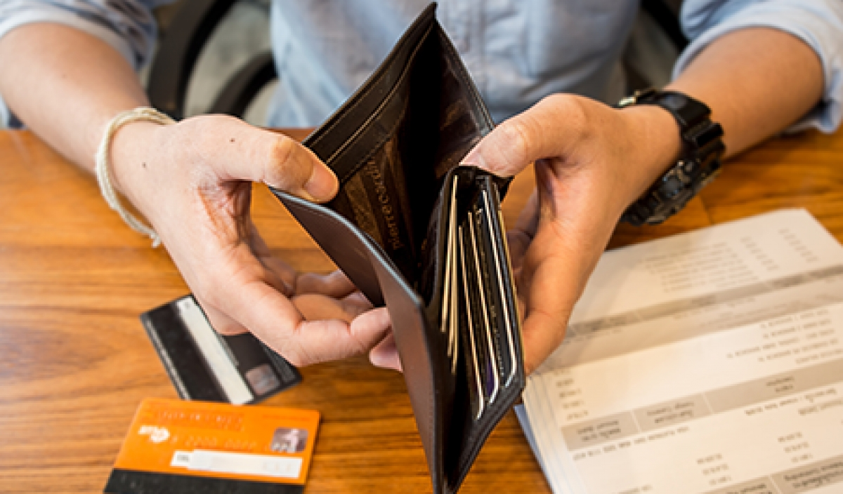 40% de mexicanos con sueldo insuficiente para cubrir sus gastos