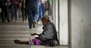 45% de adultos mayores en pobreza