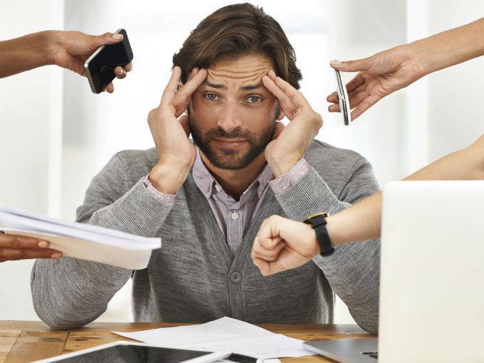 5 consejos para reducir el estrés laboral