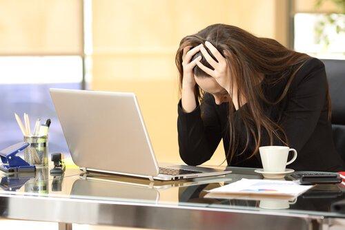 5 formas de evitar el estrés en la oficina