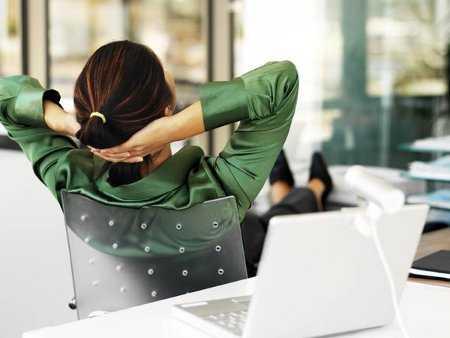 5 tips para relajarte en el trabajo
