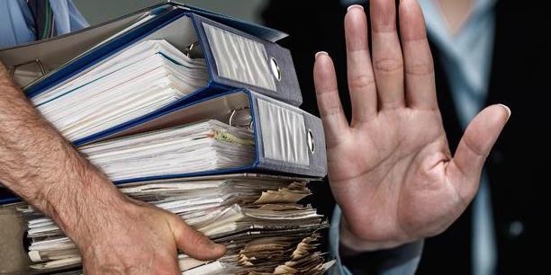 6 mil burócratas condenados al desempleo