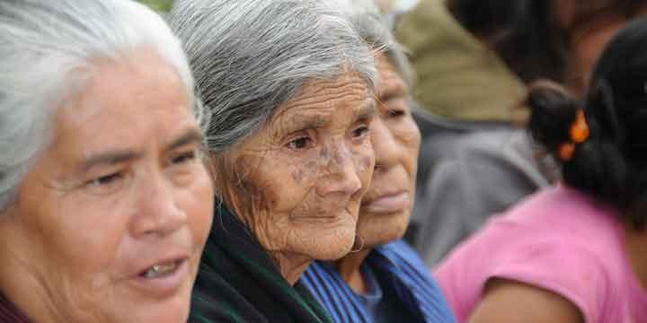 71% de adultos mayores carecen de pensión
