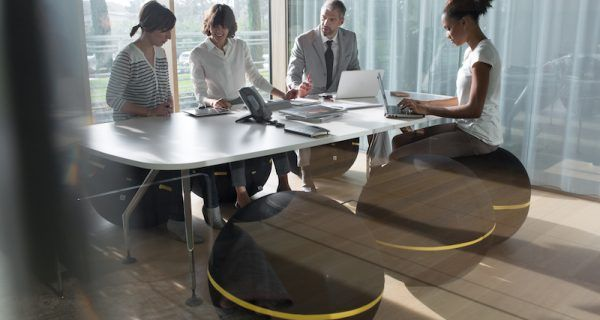 8 formas de tener una oficina saludable