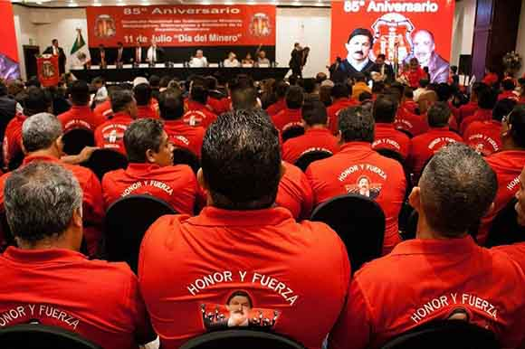 A 13 años de huelga, AMLO tiene que mediar en Taxco