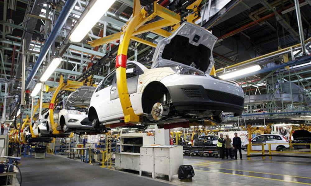 A cuentas salarios en industria automotriz en México