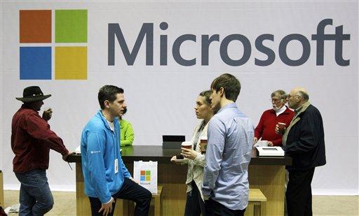 A la calle 2,500 empleados de Microsoft