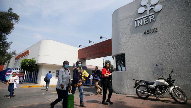 A la espera de más pacientes; reportan falta de insumos en el INER