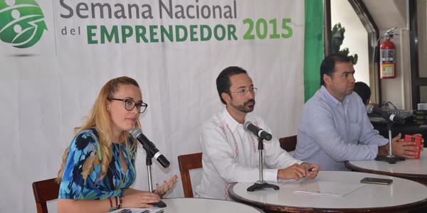 A revisión Instituto Nacional del Emprendedor