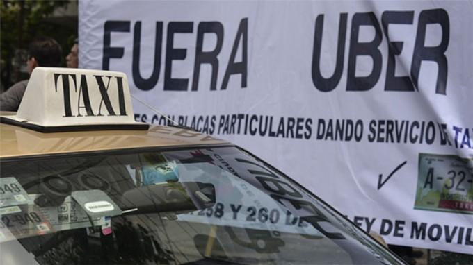 A UBER ya los espera la CTM en Cd. Juárez