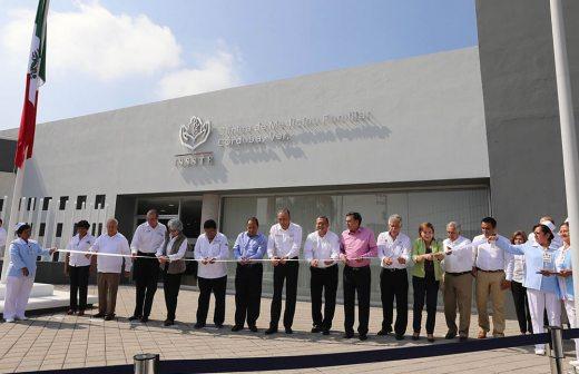 Abre ISSSTE clínica de especialidades en Córdoba