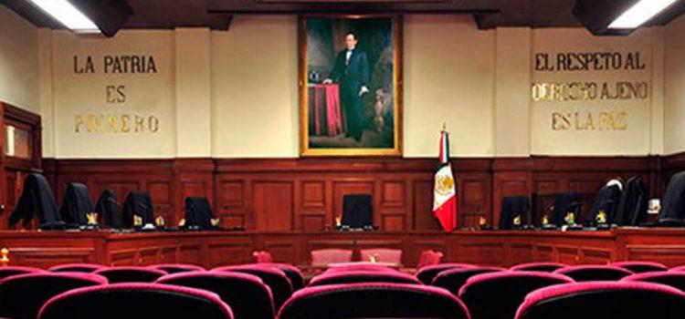 Acciona Morena para acotar altos salarios en el Poder Judicial