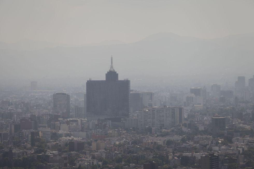 Aconsejan home office por contaminación