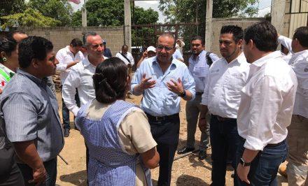 Activan empleo temporal para autoconstrucción en Chiapas