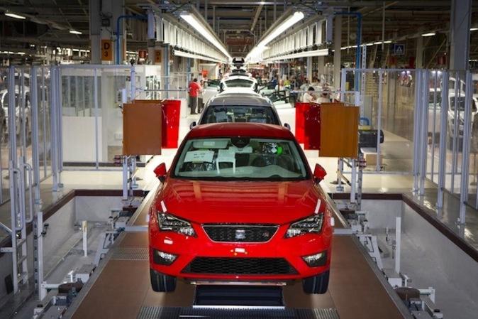 Actividad industrial cae a mínimo histórico arrastrada por Covid-19
