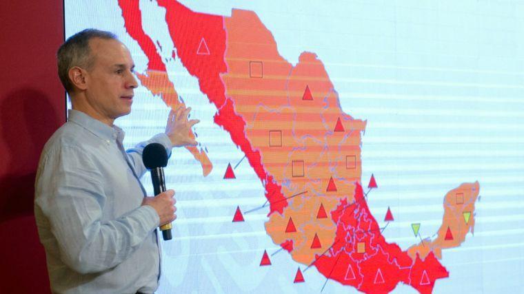 Acumula México ya 17,141 fallecimientos y 146,837 contagios de Covid-19