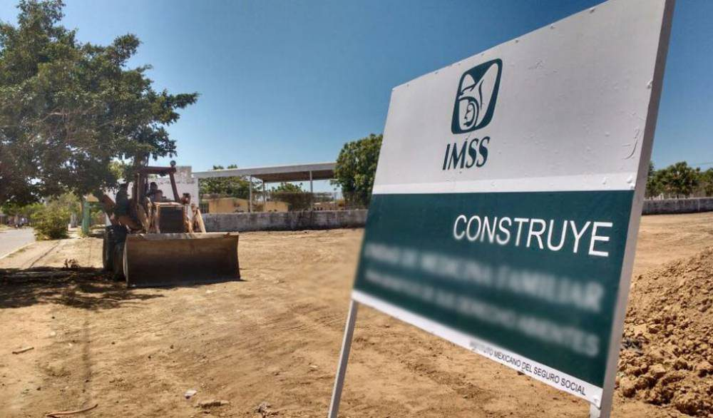Adelanta IMSS  construcción de hospital en Tapachula, Chiapas