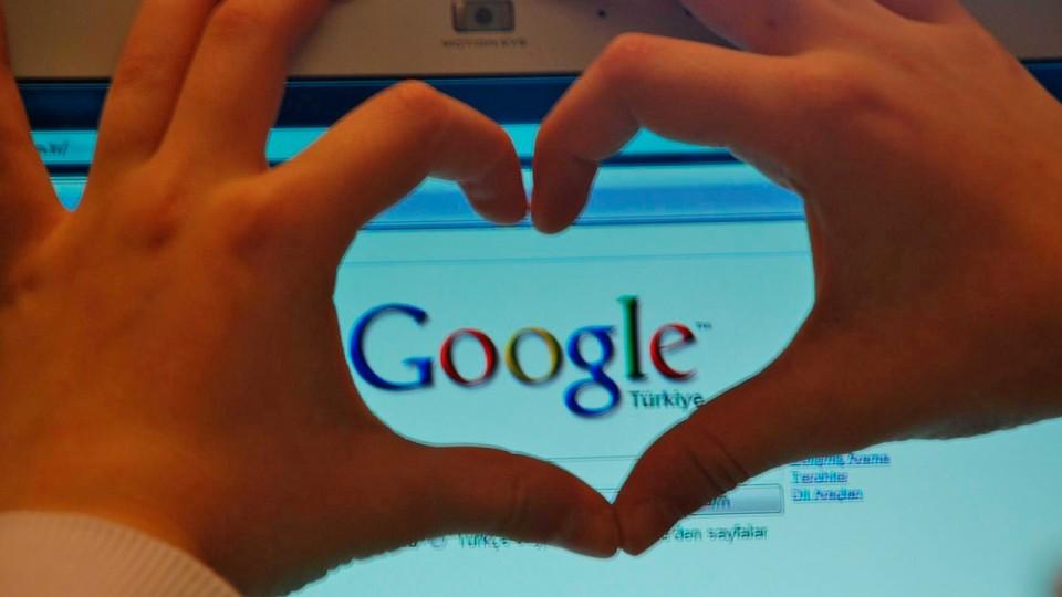 Adictos a Google afectan su memoria