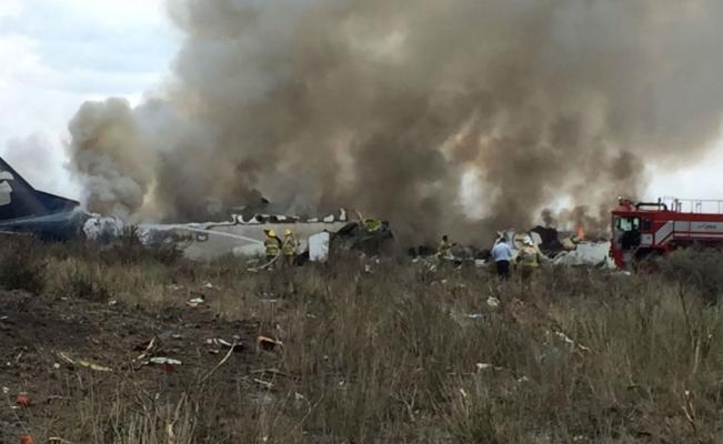 Aeroméxico despide a tres pilotos tras accidente