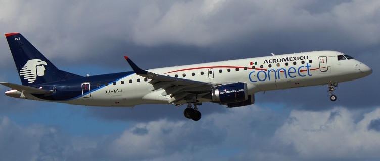 """Aeroméxico manda a """"volar"""" a pilotos"""