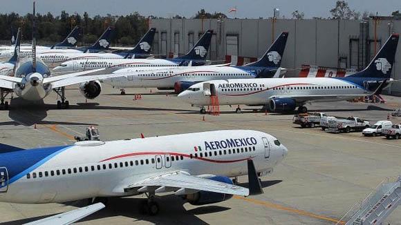 Aeroméxico podría despedir hasta 200 pilotos: ASPA