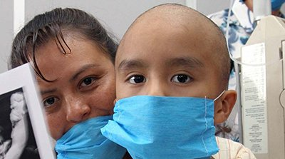 Afecta pobreza a niños con cáncer