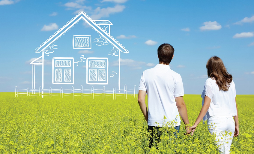 Aguinaldo, una opción de ahorro para comprar casa
