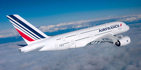 Air France corta a 3 mil; sindicatos a huelga