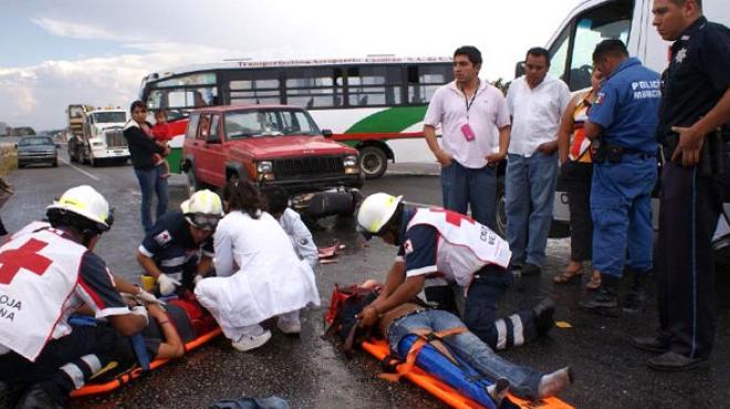 Alcoholismo causa 30% de muertes por accidentes de tránsito