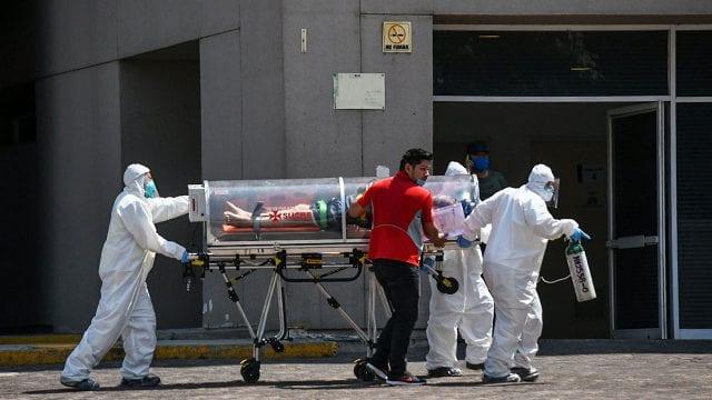 Alertan por aumento de Covid en el País