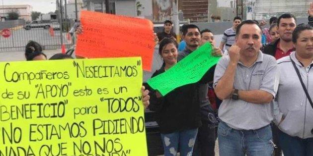 Alienta alza salarial a nuevas huelgas