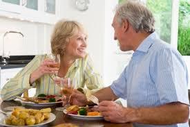Alimentación adecuada para adulto mayor