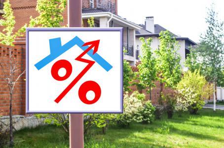 Alistan bancos alza a tasas hipotecarias