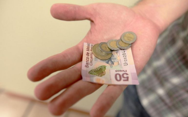 Alza a salario mínimo tocará a gobierno de AMLO: STPS