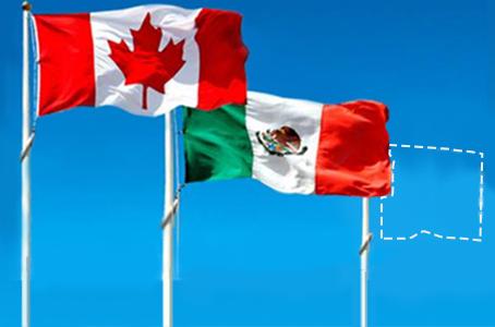 Amaga México con levantarse del TLCAN