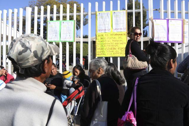 Amagan con otro paro en Oaxaca