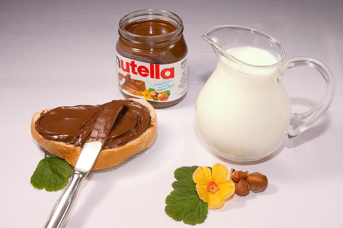 ¿Amas la Nutella? Esto es lo que te estás comiendo