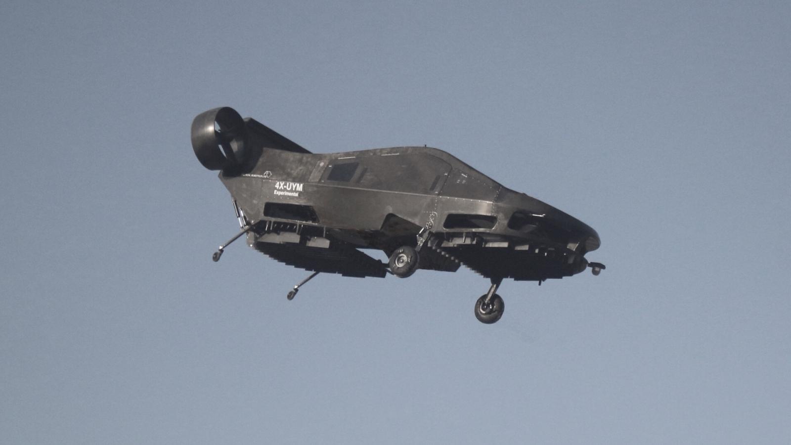 Ambulancia-dron, una realidad