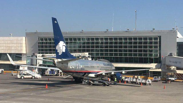Amenaza huelga de pilotos en Aeroméxico