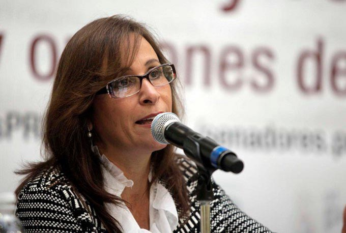 AMLO respetará las elecciones del sindicato petrolero: Rocío Nahle