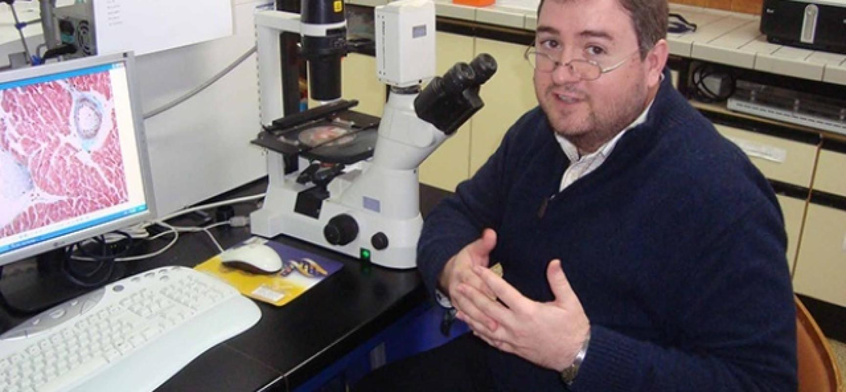 Andamios celulares para curación de enfermedad de corazón