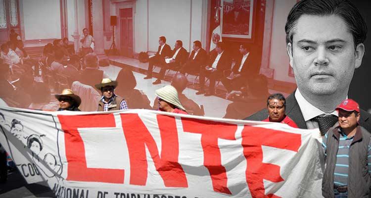 Anula juez acuerdos Gobernación-CNTE
