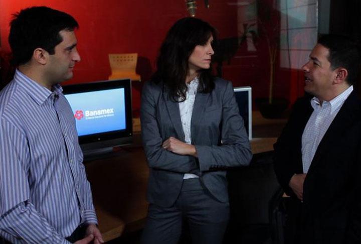 Anuncia Banamex apoyos a emprendedores