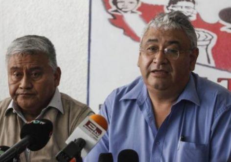 Anuncia CNTE movilizaciones por despidos