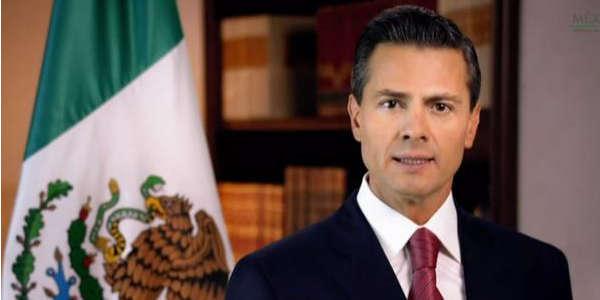 Anuncia EPN cruzada a favor del IMSS e ISSSTE